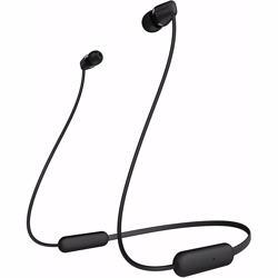 Sony WIC-200 Wireless in-Ear Headphones-Black