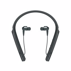 Sony WI-1000X Wireless Noise Cancelling In-ear Headphones-Black preview