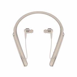 Sony WI-1000X Wireless Noise Cancelling In-ear Headphones-Silver