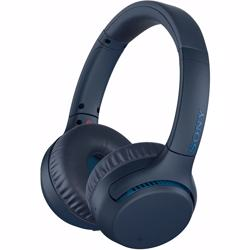 Sony WH-XB700 Bluetooth Wireless Headphones-Blue preview