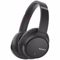 Sony WHCH700 Wireless Noise Cancelling Headphones-Black