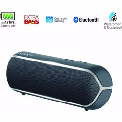 Sony XB22 Extra Bass Portable Bluetooth Speaker-Black preview