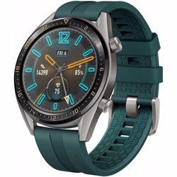 Huawei Watch GT- Dark Green Fluoroelastomer Strap