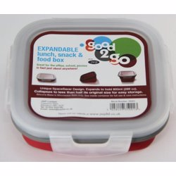 Good 2 Go Square Container 800 ml- Red