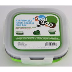Good 2 Go Square Container 800 ml- Green
