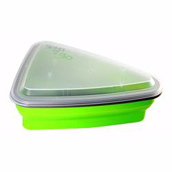Good 2 Go Pizza Container 1.2 Ltr- Green