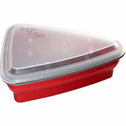 Good 2 Go Pizza Container 1.2 Ltr- Red