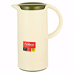 Helios Flask Pronto 1.0 Ltr-Vanilla/Olive