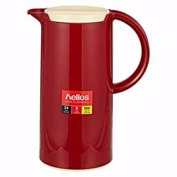 Helios Flask Pronto 1.0 Ltr Red/Vanilla