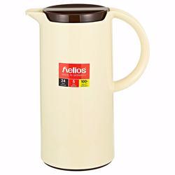 Helios Flask Pronto 1.0 Ltr-Vanilla/Cappuccino