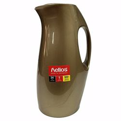 Helios Vaccum Flask 0.9 Ltr - Metallic Gold