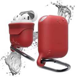 Elago Airpods Waterproof Hang Case - Red