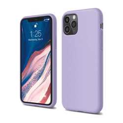 Elago Silicone Case for iPhone 11 Pro - Lavender