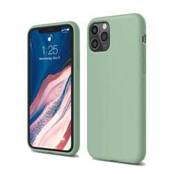Elago Silicone Case for iPhone 11 Pro - Pastel Green