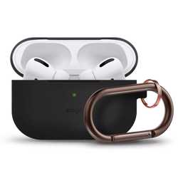 Elago Slim Hang Case for Apple Airpods Pro - Black