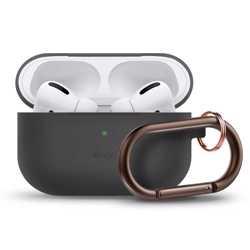 Elago Slim Hang Case for Apple Airpods Pro - Dark Gray