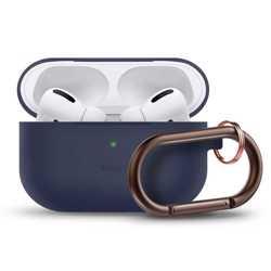 Elago Slim Hang Case for Apple Airpods Pro - Jean Indigo