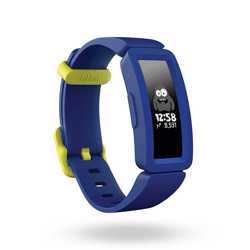 Fitbit Ace 2 Fitness Wristband - Black/Blue (Kids)