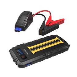 RAVPower Element Series 8000mAh Car Jump Starter - Black