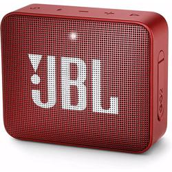 Waterproof Portable Mini Speaker Go2- Red