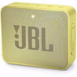 Waterproof Portable Mini Speaker Go2- Yellow