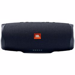 JBL Splashproof Portable Bluetooth Speaker With Usb Charger Charge4- Black