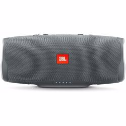 JBL Splashproof Portable Bluetooth Speaker With Usb Charger Charge4- Gray