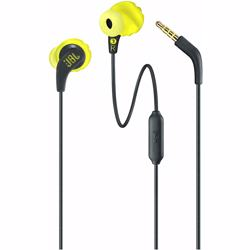 JBL Sweatproof Wired Sports In-Ear Headphones Endurance Run- Yellow Green