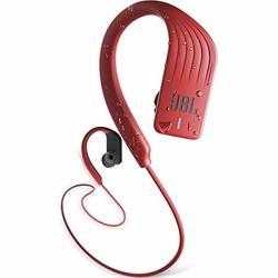 JBL Waterproof Wireless In-Ear Sport Headphone Endurance Sprint- Red