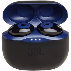 JBL Tune 120Tws Truly Wireless In-Ear Headphones- Blue