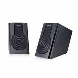 Astrum X723U 2.1CH Speaker SD / USB / FM 80W RMS - Black preview