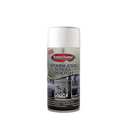 Auto Zone - Stainless Steel Polish - 400ml (1 piece)