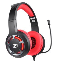 ZG-Stealth-RDPremium Gaming Headphone 7.1ch Surround Sound with RGB Lights