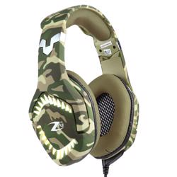 ZG-Rambo Premium Gaming Headphone 7.1ch Surround Sound with RGB Lights