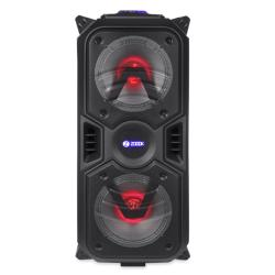 ZB-Rocker-Thunder-Plus Zoook Rocker Thunder - 40 watts Bluetooth Speaker with Karaoke Mic-Black