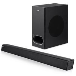 ZB-Studio-One Zoook Rocker Studio One 130 watts Wireless Bluetooth SoundBar with Subwoofer (Black)