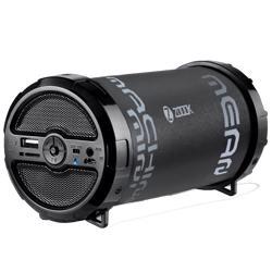 ZB-Rocker-M3-5in1 Zoook 5 in 1 Indoor Outdoor Bluetooth Speaker with masculine looks- Black