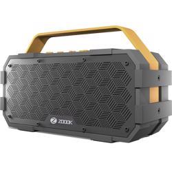 ZB-Rocker-Torpedo-YW Zoook Award Winning 50W IPX5 Bluetooth Speaker System Battery of 5200mAh- Black+Yellow