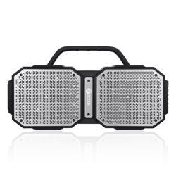 ZB-Rocker-Volcano Zoook Award Winning 60W IPX5 Bluetooth Speaker System,With Built-In 10000mAh PowerBank - Black