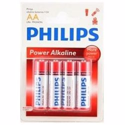 Philips PowerLife LR6P4B/97 - AAA Size Pack of 4 preview