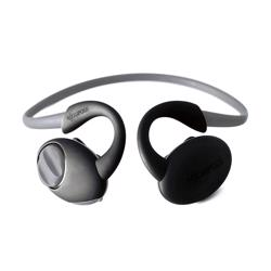 BOOMPODS Sportpods Enduro Sweat Proof Bluetooth Earphones Gray