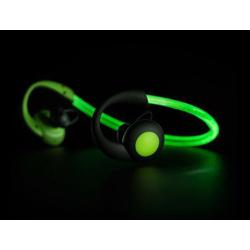 BOOMPODS Sportpods Vision Illuminating Sweat Proof Bluetooth Earphone Green