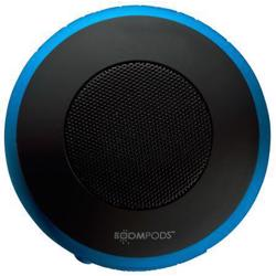 BOOMPODS Aquapod Bluetooth Speaker & Sports Mount Kit Blue