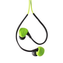 BOOMPODS Sportpods Race Wired Earphones Green