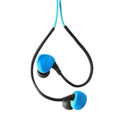 BOOMPODS Sportpods Race Wired Earphones Blue