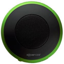 BOOMPODS Aquapod Bluetooth Speaker & Sports Mount Kit Green