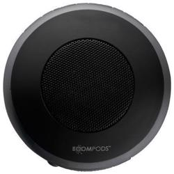 BOOMPODS Aquapod Bluetooth Speaker & Sports Mount Kit Black