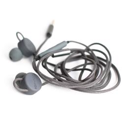 BOOMPODS Retrobuds Wired Earbuds Grey