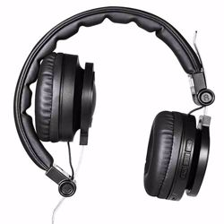 Zoook X1000 Wired/Wireless Headphones Supporting Bluetooth Play / FM Radio / Aux Input / Micro SD Card / Handsfree Calls - Black preview