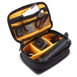 CASE LOGIC Rugged Action Camera Bag Black